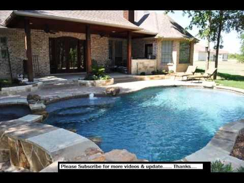 artificial grass around swimming pools | swimming pool landscaping