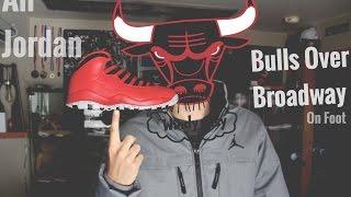 Air Jordan 10 Retro Bulls Over Broadway Review & On Foot
