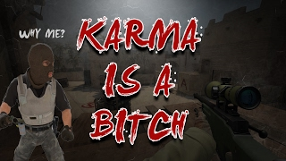Video KARMA IS A ... (Random CS:GO Moments #3) download MP3, 3GP, MP4, WEBM, AVI, FLV Desember 2017