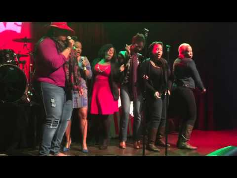 Nikki and crew - Bootyliciuos - Maryland Live Karaoke