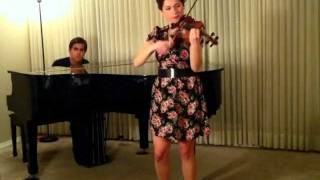 Adele Someone Like You - Violin and Piano Cover