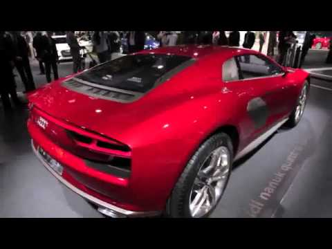 2015 car promotion Audi Nanuk Quattro Concept   2013 Frankfurt Motor Show