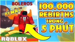 LOCATION OF CONFIDENTIAL REBIRTH AREA AND REBIRTH 100 000 CHALLENGE IN 5 MINUTES | Roblox Ice Cream