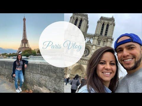 Paris, France Vlog (October 2018)