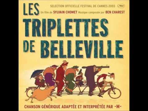 Belleville Rendez Vous - Les triplettes de belleville ost
