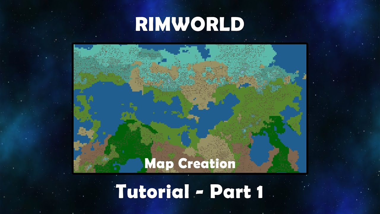 Rimworld tutorial part 1 map creation youtube gumiabroncs Gallery