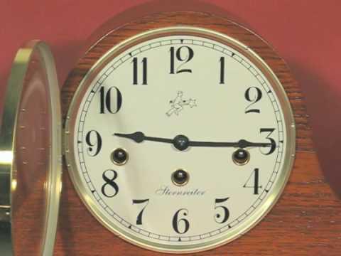 MM80811904 Brahms Chiming Mantel Clock