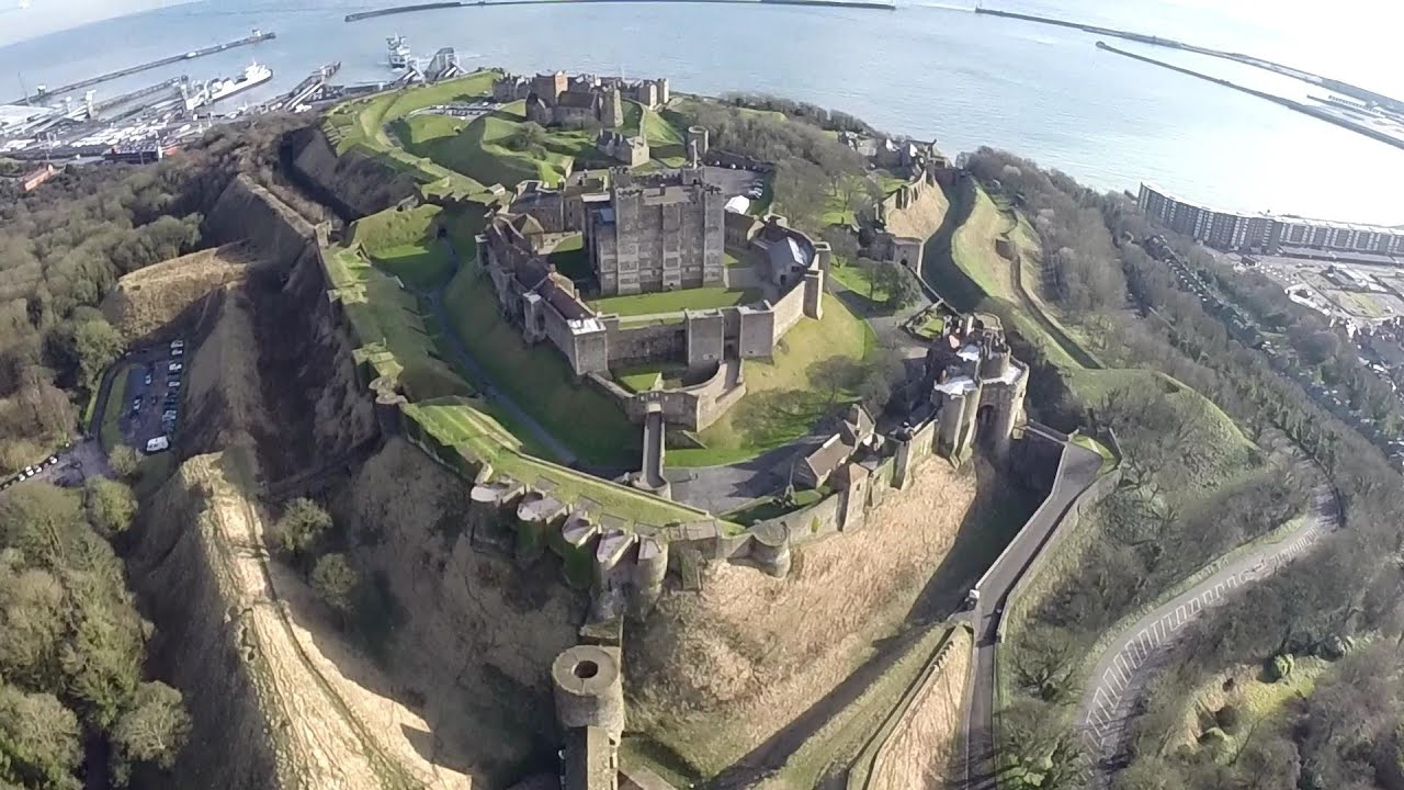 Image result for Dover Castle in Dover
