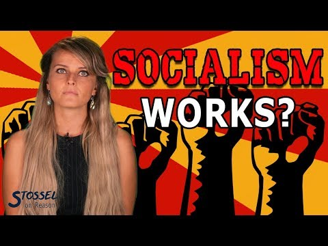 Stossel: Socialism Fails Every Time