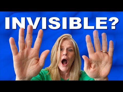 Why Do Middle-Aged Women Become Invisible