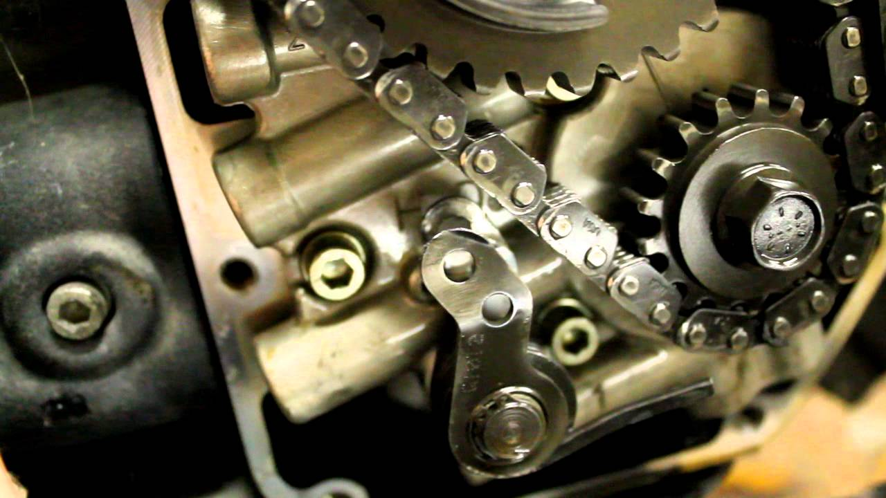 harley davidson (fxdxt) cam 88 tensioner failure - youtube