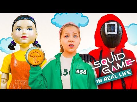 ИГРА В КАЛЬМАРА в РЕАЛЬНОЙ ЖИЗНИ! ШКОЛА СТАЛА ИГРОЙ кальмара! ЧЕЛЛЕНДЖ! Squid Game in real life! - Видео онлайн