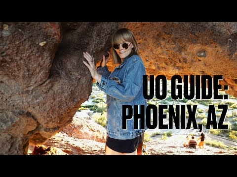 Phoenix, AZ – UO Guide