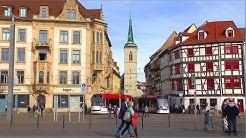 Gewusel auf dem Erfurter Domplatz - Erfurt 2017