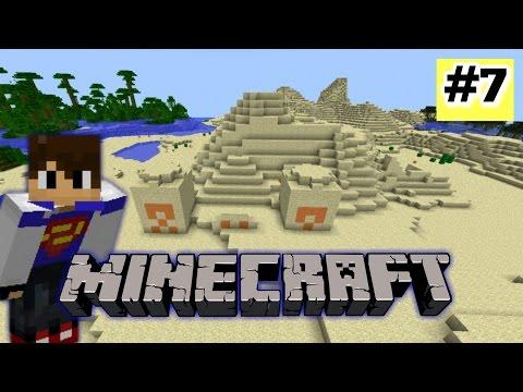 Minecraft Survival Indonesia - Jalan Ke Desert Temple! #7