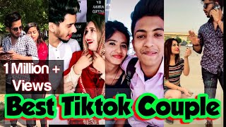 New Trending Couple tiktok||most trending romantic couple musically||Best couple tiktok 2019