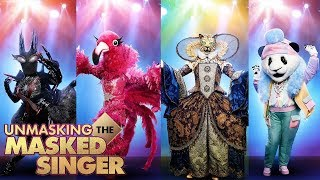 The Masked Singer Episode 2 Recap, Reveals and Best Guesses!