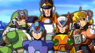 The All Inclusive Mega Man X Collection (Mega Man X Series Review)