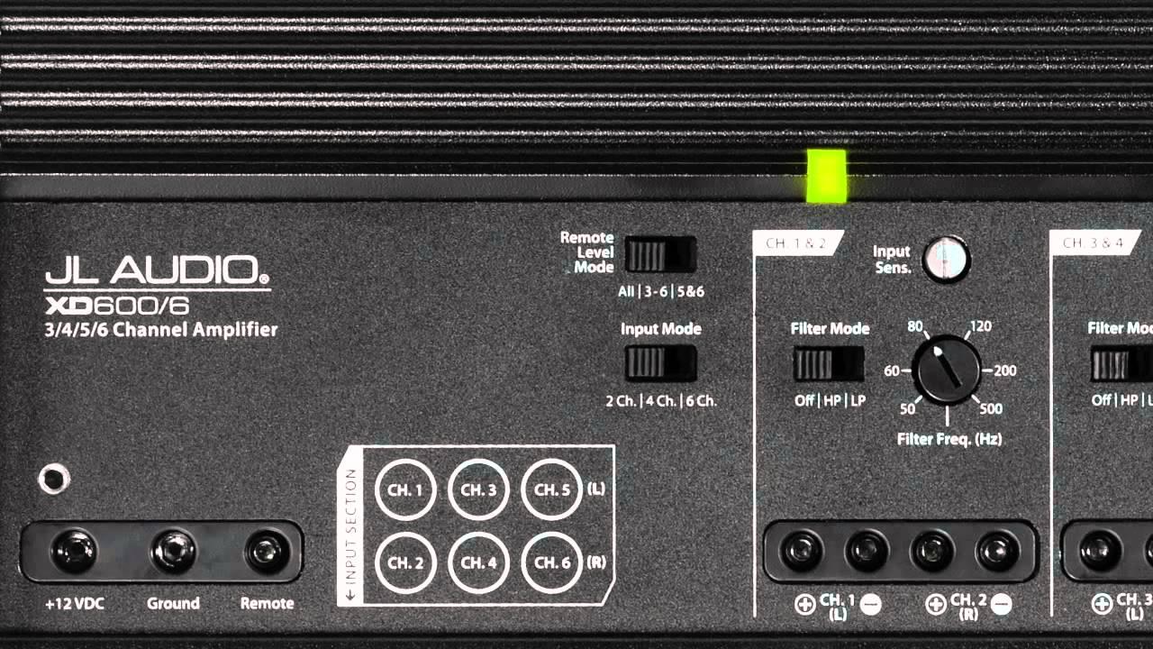 maxresdefault jl audio xd600 6 product spotlight youtube