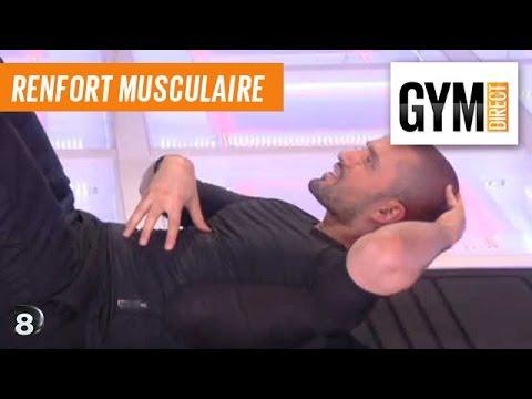 Abdos avec Coach sportif - Renforcement musculaire 87