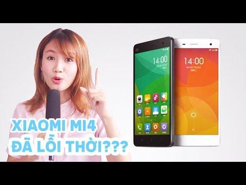 Xiaomi Mi4 3GB RAM liệu đã lỗi thời?