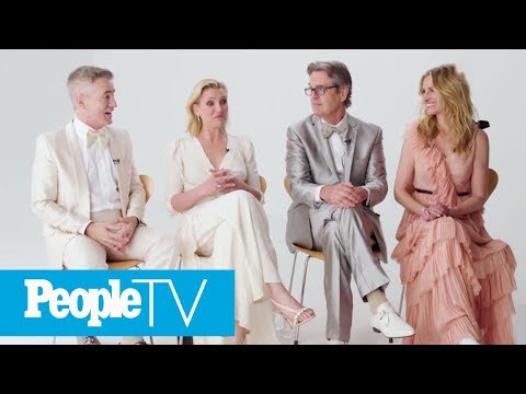The Cast Of 'My Best Friend's Wedding' Look Back On The 'I Say A Little Prayer' Scene   PeopleTV