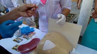 Как делать укол в ягодицу (укол внутримышечно): мастер-класс