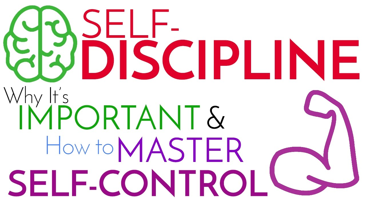 The Importance of Strong Self-Discipline and How to Build ...