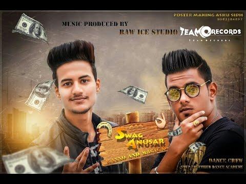 Swag Anusar | Magical & Raxxo | Latest Hindi Rap Song 2017 | Team Records