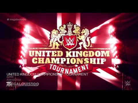 WWE United Kingdom Championship Tournament official theme song -