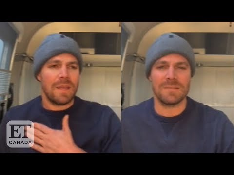 Download Stephen Amell Suffers Panic Attack