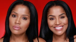 Updated Brow Routine | MakeupShayla