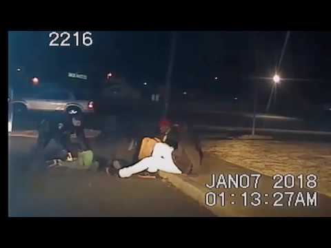 North Little Rock, Arkansas Police Shooting January 7, 2018