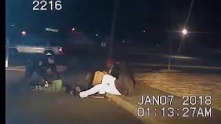 North Little Rock, Arkansas Police Shooting January 7, 2018
