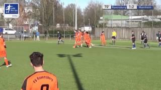 A-Junioren - FV Ravensburg vs. SV Waldhof Mannheim 1-2 - Nico Maucher