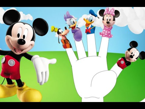 #Finger Family Song #Micky Mouse #Magic #Dinosaurs / #Nursery Rhymes Songs For Kids