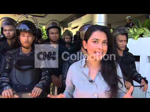THAILAND-AIR FORCE BASE PROTESTS