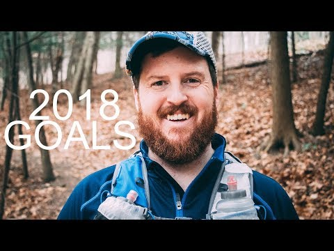 2018 Running and Weight loss Goals