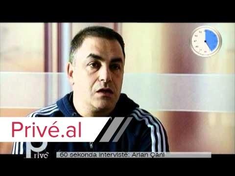 ARIAN CANI   INTERVISTA 60 SEC - PRIVE Klan Kosova