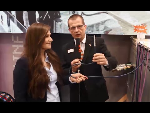 Hannover Messe 2016 Introduction to ChainFlex® Cable Movement