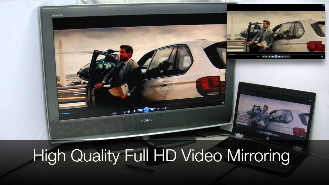 Mirror Or Extend Your Pc Screen To Apple Tv Wirelessly With Mirroring360 Sender For Windows