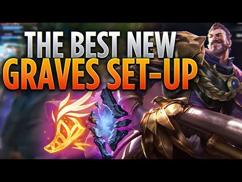 Tarzaned | THE BEST NEW GRAVES SET-UP SEASON 8! | IS GRAVES BACK?