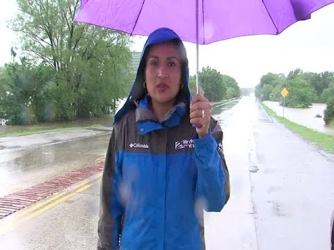 Flash flooding in Pittsburg County