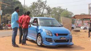 Series of modifications- car zone indian cars