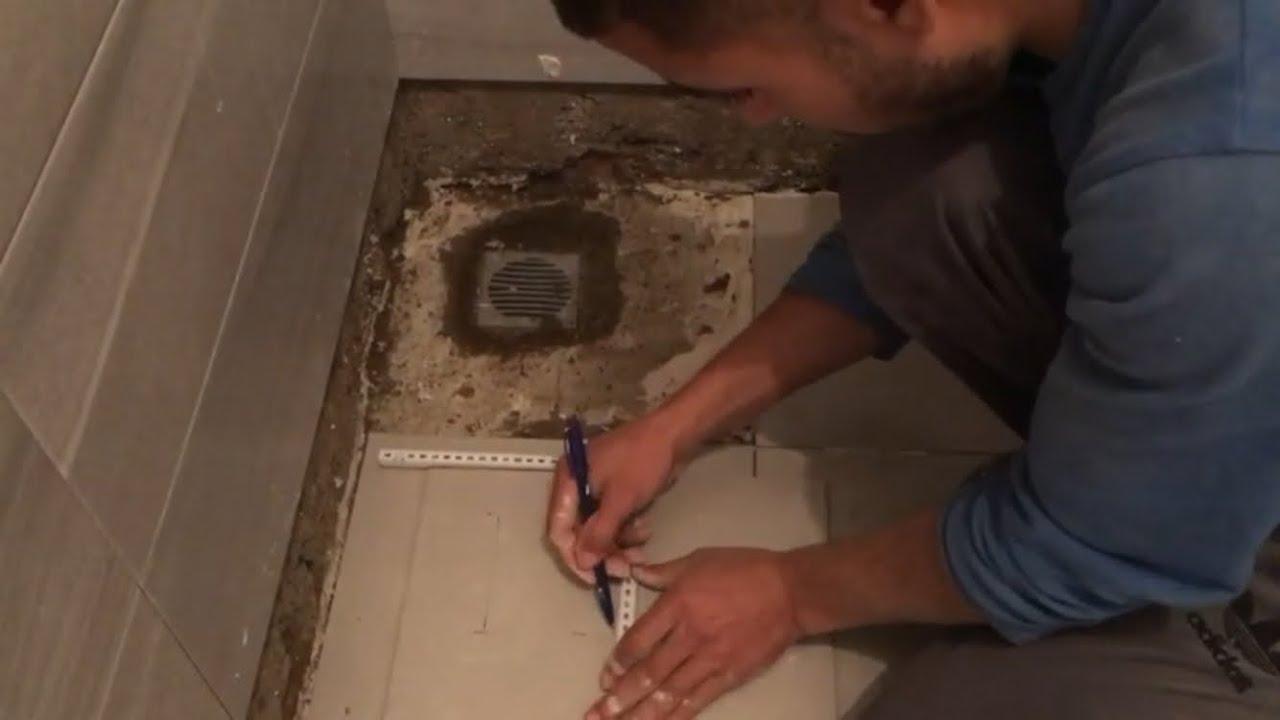 Download تركيب زليج لأرضية الحمام بالمادة اللاصقة zalij 2019