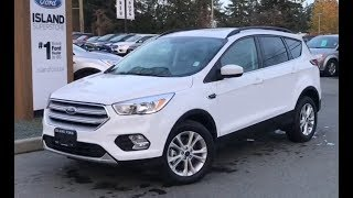 2018 Ford Escape SE AWD Review| Island Ford