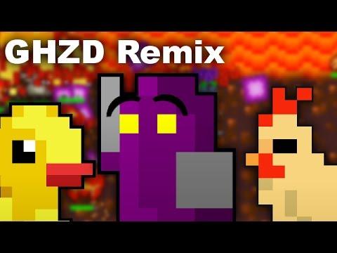 The GHZD Music Remix (By Bert Wert : Ligotbails)