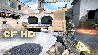 CrossFire HD China CFHD ( CF 2 ) 穿越火线 - Search & Destroy Bomb Mode Max Settings Gameplay Preview