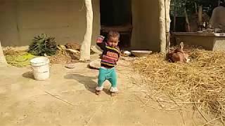 Children at village