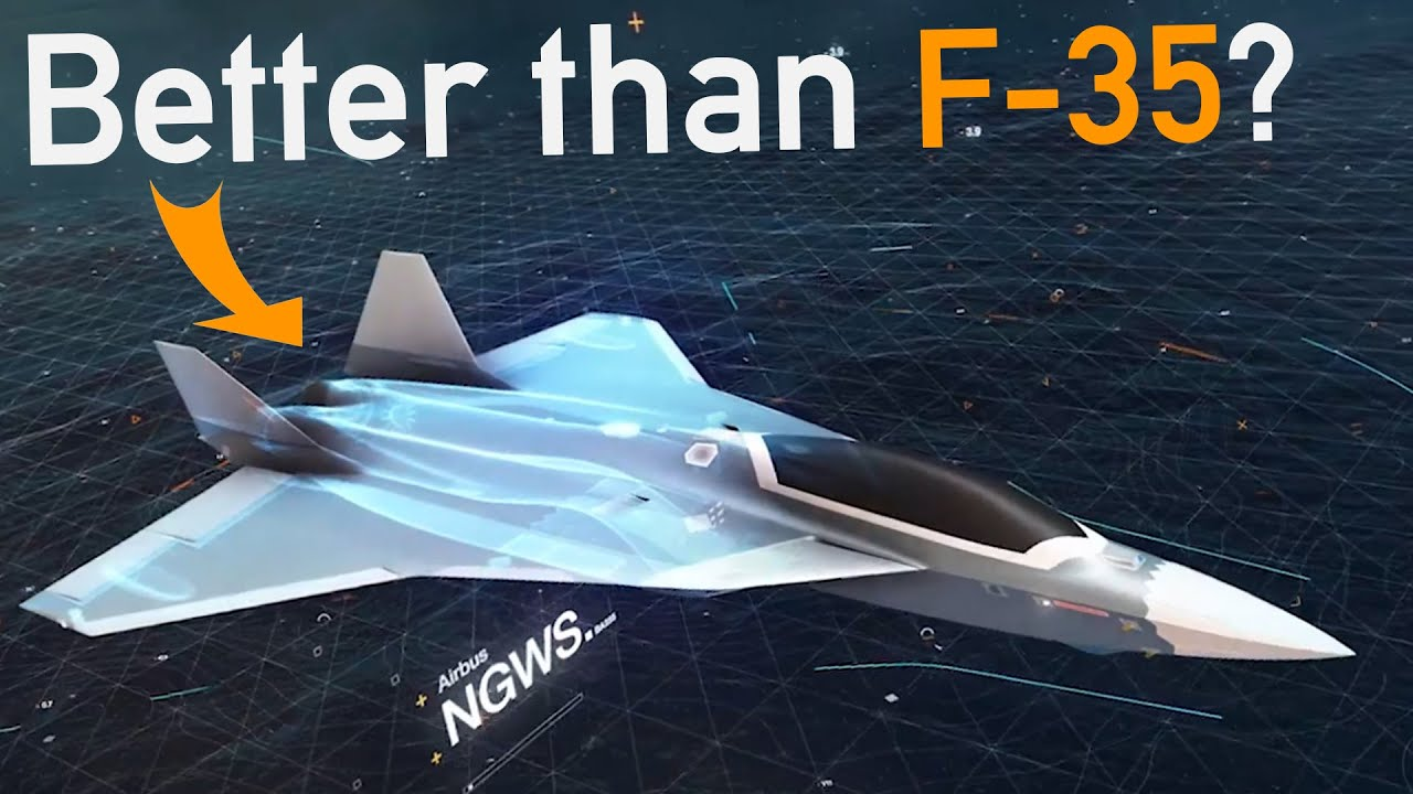Fighter Jets in 2042 – Useless and outdated?